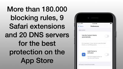 Bloquealos: Sin Anuncios DNSCaptura de pantalla de4