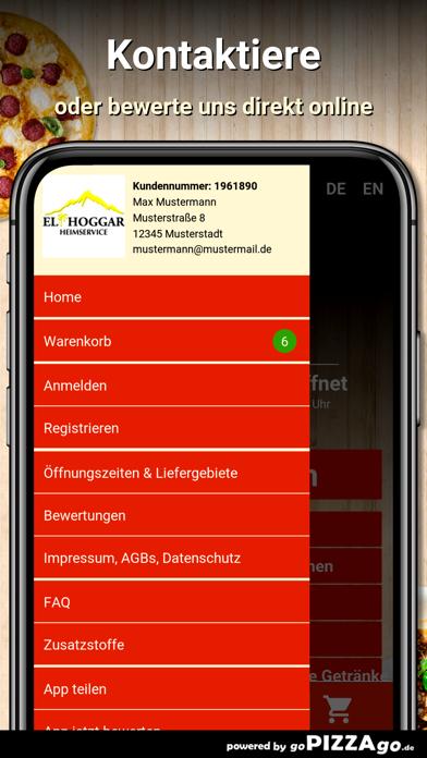 Heimservice El-Hoggar Trier screenshot 3