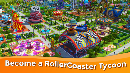 Rollercoaster Tycoon Touch Best Layout