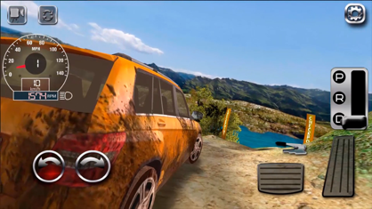 4x4 Off-Road Rally 7 App 视频