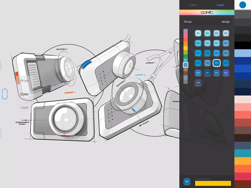 Autodesk SketchBook - Revenue & Download estimates - Apple App Store