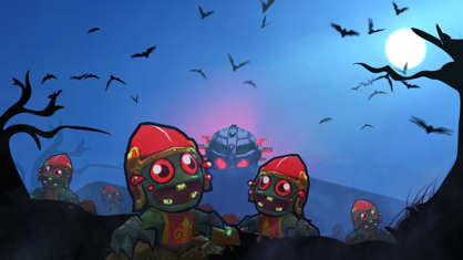 弹珠大作战: 僵尸围城 App 视频