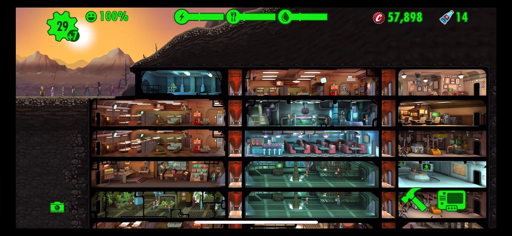 Fallout Shelter store video