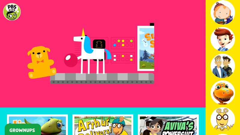 PBS KIDS Games - Revenue & Download estimates - Apple App