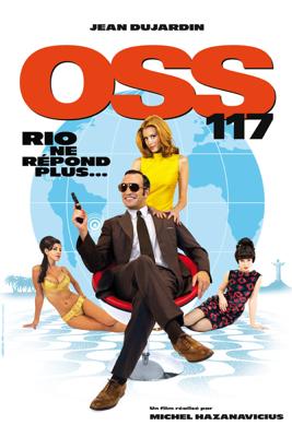 Michel Hazanavicius - OSS 117: Rio ne répond plus illustration