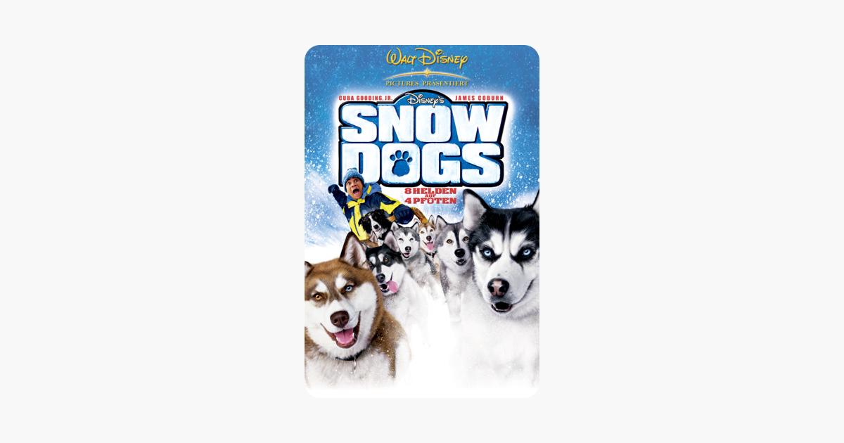 Snow Dogs 8 Helden Auf 4 Pfoten