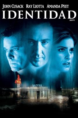 Poster of Identity 2003 Full Hindi Dual Audio Movie Download BluRay 720p