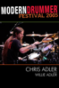 Chris Adler & Willie Adler - Modern Drummer Festival 2005: Chris Adler  artwork
