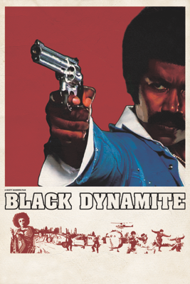 Scott Sanders - Black Dynamite  artwork
