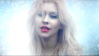 Christina Aguilera - You Lost Me artwork