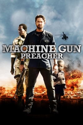 Machine Gun Preacher On Apple Tv