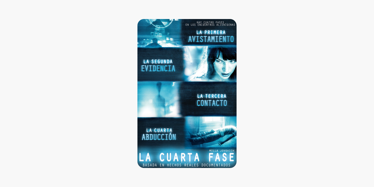‎La Cuarta Fase on iTunes