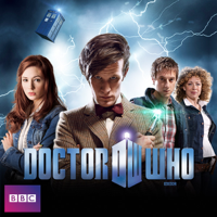Doctor Who - Day of the Moon artwork
