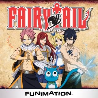 Fairy Tail, Season 1, Pt  1 on iTunes