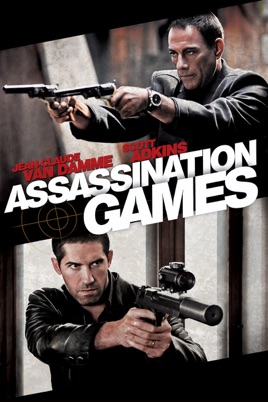 Poster of Assassination Games 2011 Full Hindi Dual Audio Movie Download BluRay 720p