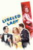 Jack Conway - Libeled Lady  artwork
