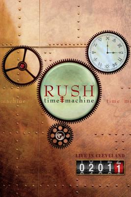 Rush - Rush: Time Machine - Live in Cleveland (2011)  artwork