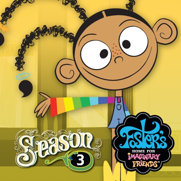 Watch Foster's Home for Imaginary Friends Season 3 Episode 14