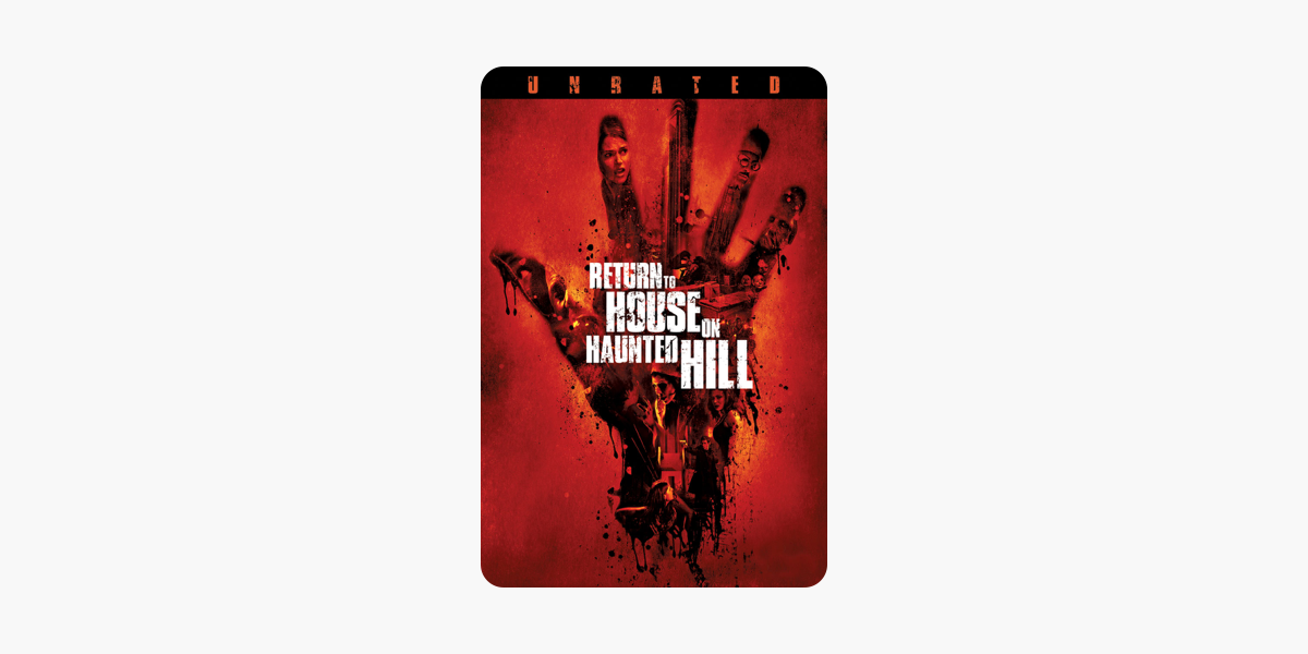 Enjoyable Return To House On Haunted Hill Unrated On Itunes Download Free Architecture Designs Scobabritishbridgeorg