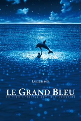 Luc Besson - Le grand bleu (version longue) illustration