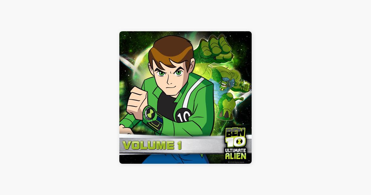 Ben 10: Ultimate Alien (Classic), Vol  1