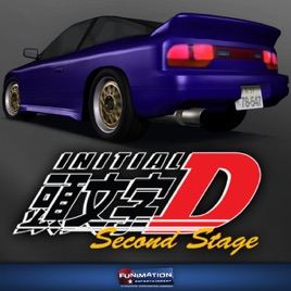 Initial D Second Stage Sur Itunes