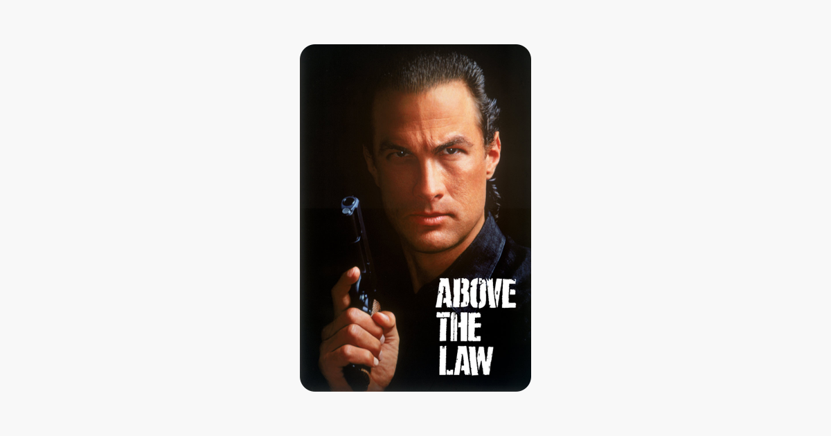 Above the Law on iTunes