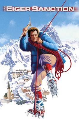 Clint Eastwood - The Eiger Sanction  artwork