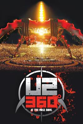 U2 - U2360° At the Rose Bowl Grafik