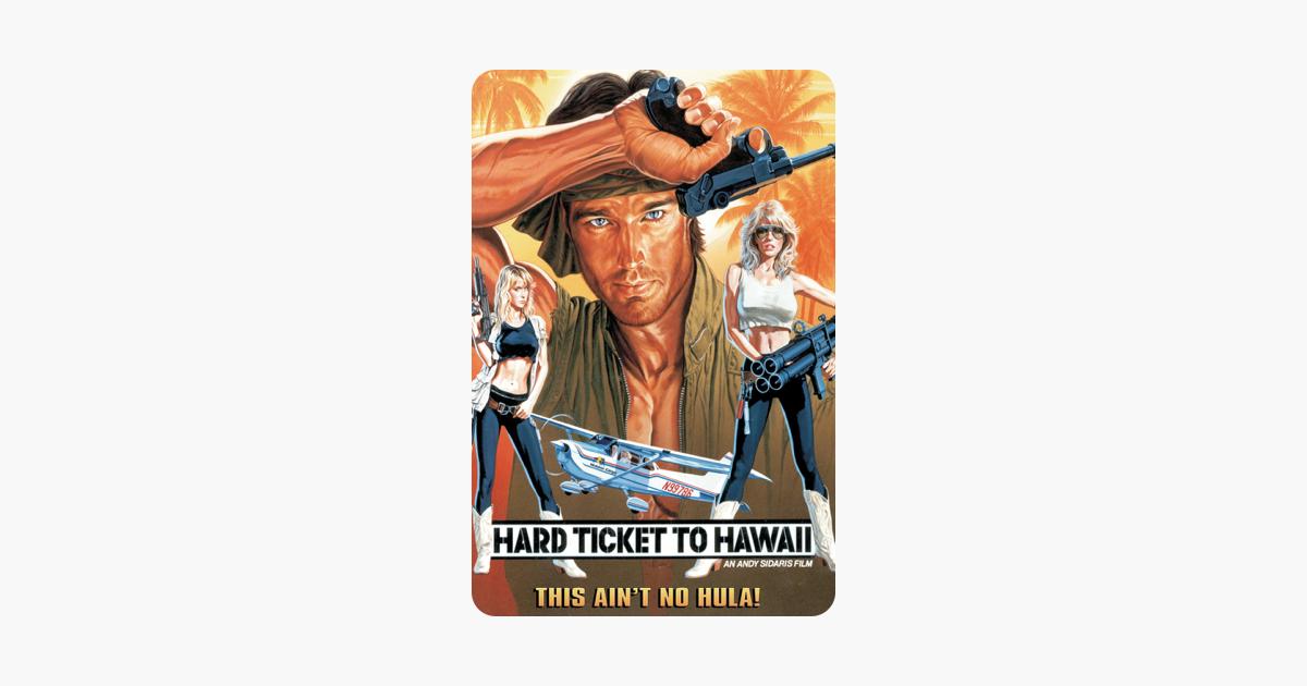 Hard Ticket To Hawaii On Itunes