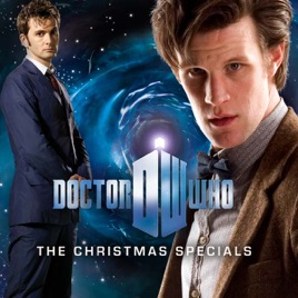 Dr Who Christmas Specials.Doctor Who Christmas Specials