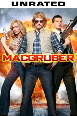 Jorma Taccone - MacGruber (Unrated)  artwork
