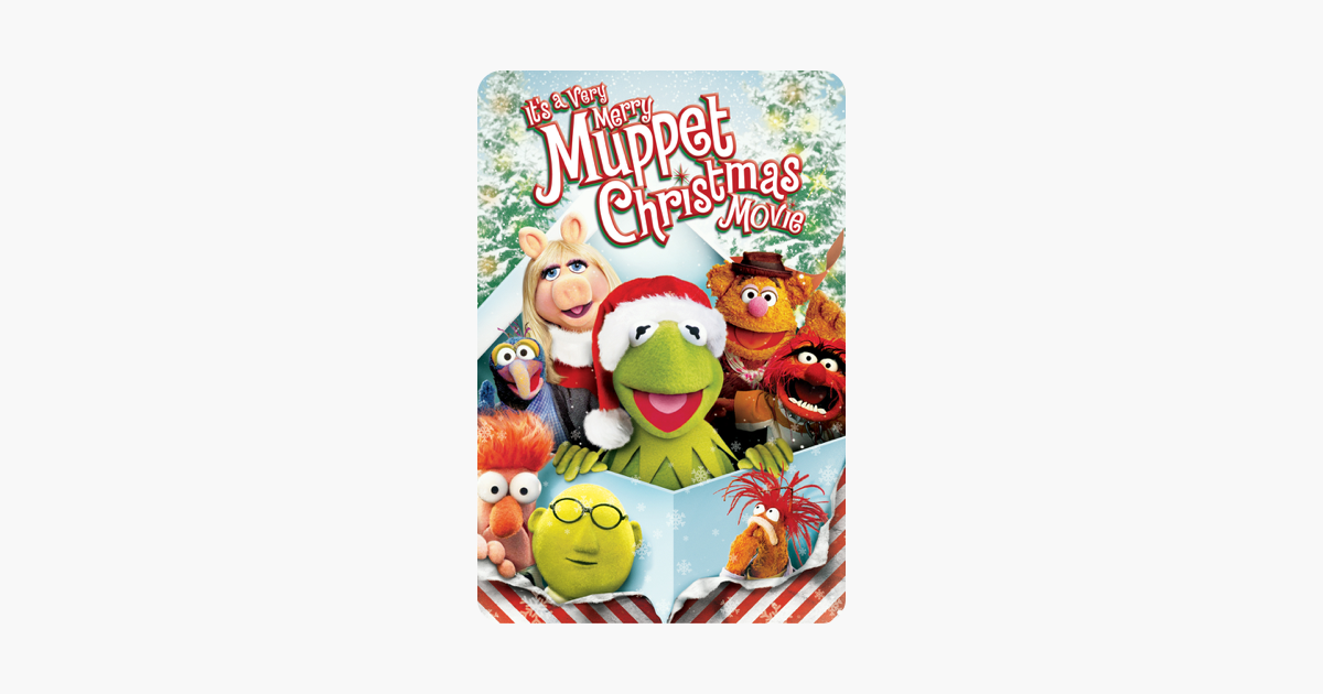 It\'s a Very Merry Muppet Christmas Movie on iTunes