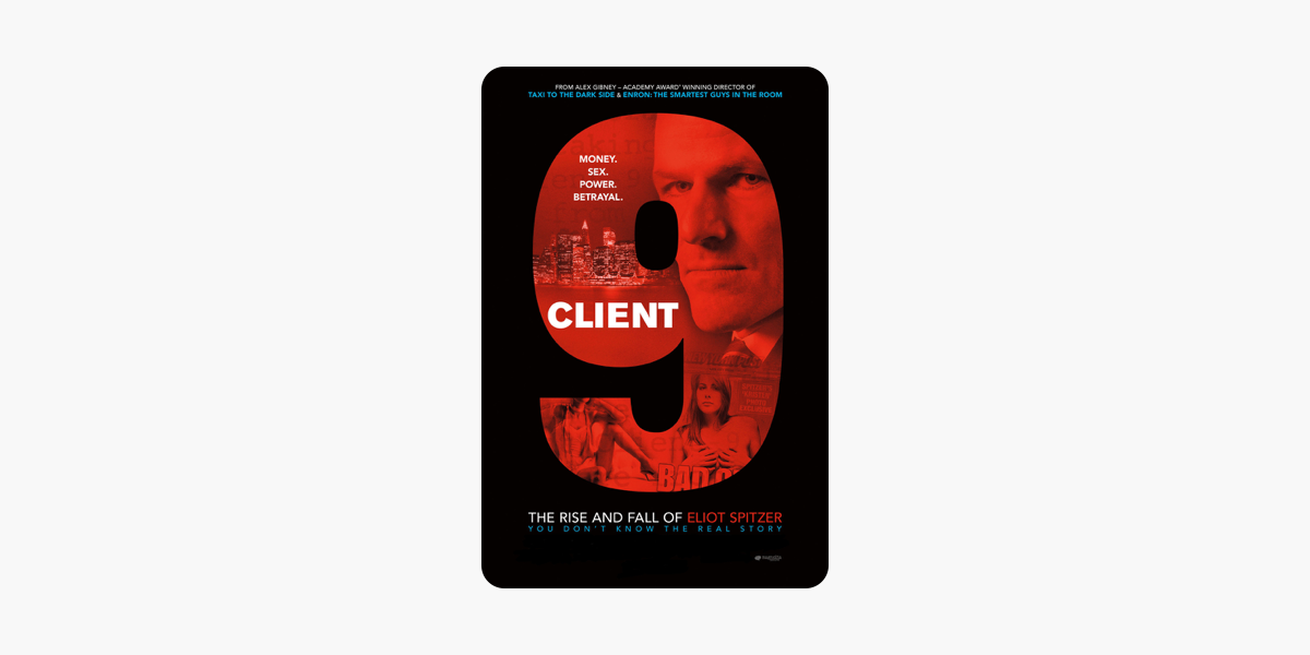 Client 9: The Rise and Fall of Eliot Spitzer on iTunes