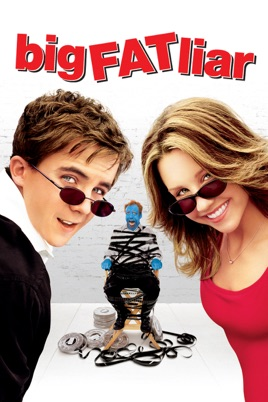 Poster of Big Fat Liar 2002 Full Hindi Dual Audio Movie Download BluRay 720p