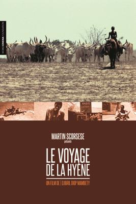 Djibril Diop Mambéty - Le voyage de la hyène illustration