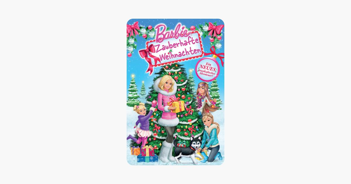 Barbie Zauberhafte Weihnachten 2019.Barbie Zauberhafte Weihnachten In Itunes
