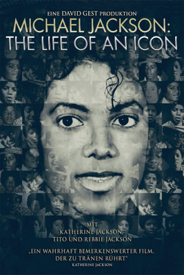 Andrew Eastel - Michael Jackson: The Life of an Icon Grafik