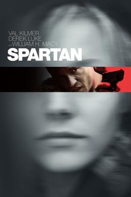 David Mamet - Spartan  artwork