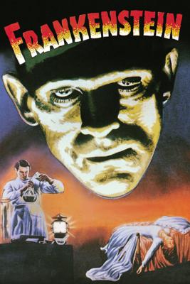 James Whale - Frankenstein (1931)  artwork