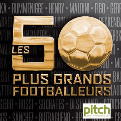 Les 50 plus grands footballeurs - Les 50 plus grands footballeurs