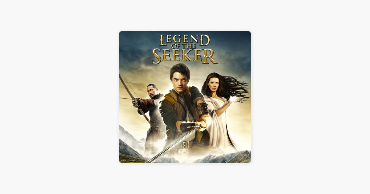 where to download legend of the seeker season 3