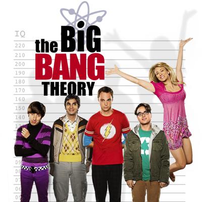 The Big Bang Theory, Staffel 2 - The Big Bang Theory
