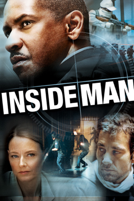 Spike Lee - Inside Man  artwork