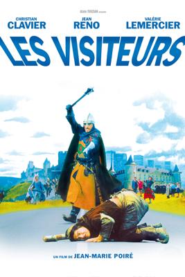 Jean-Marie Poiré - Les visiteurs illustration