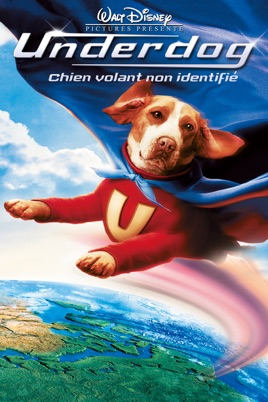 Chien Volant underdog, chien volant non identifié on itunes