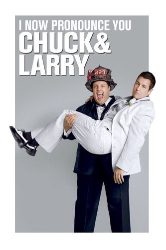 I Now Pronounce You Chuck & Larry movie poster