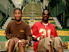 Beautiful Snoop Dogg & Pharrell Williams Hip-Hop/Rap Music Video 2003 New Songs Albums Artists Singles Videos Musicians Remixes Image