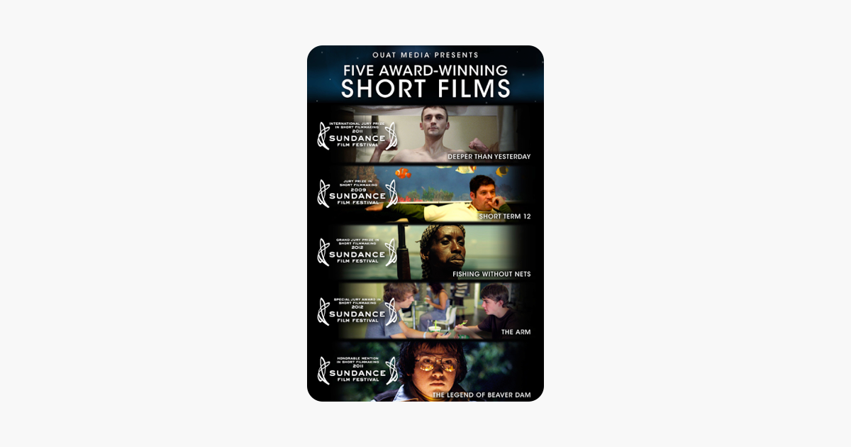 ‎Five Award-Winning Short Films on iTunes