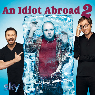 An Idiot Abroad 2: The Bucket List - An Idiot Abroad